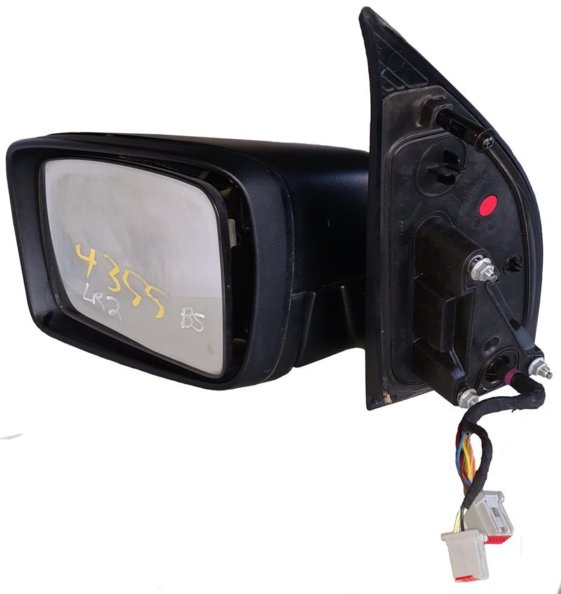 2010 Land Rover Lr2 Interior: 2008-2010 LR2 Left Mirror W/ Puddle Lamp W/Memory