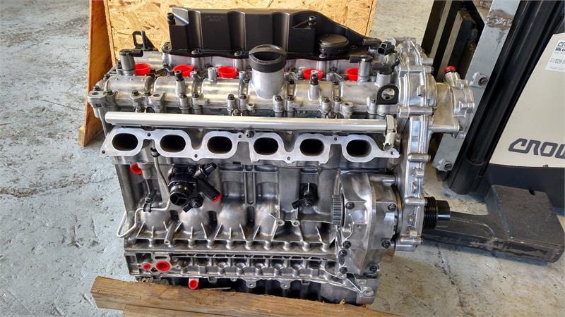 2008 2012 Lr2 Engine 3 2l Inline 6