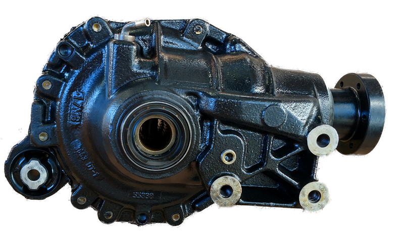 2005 2009 Lr3 Differential Assembly Front