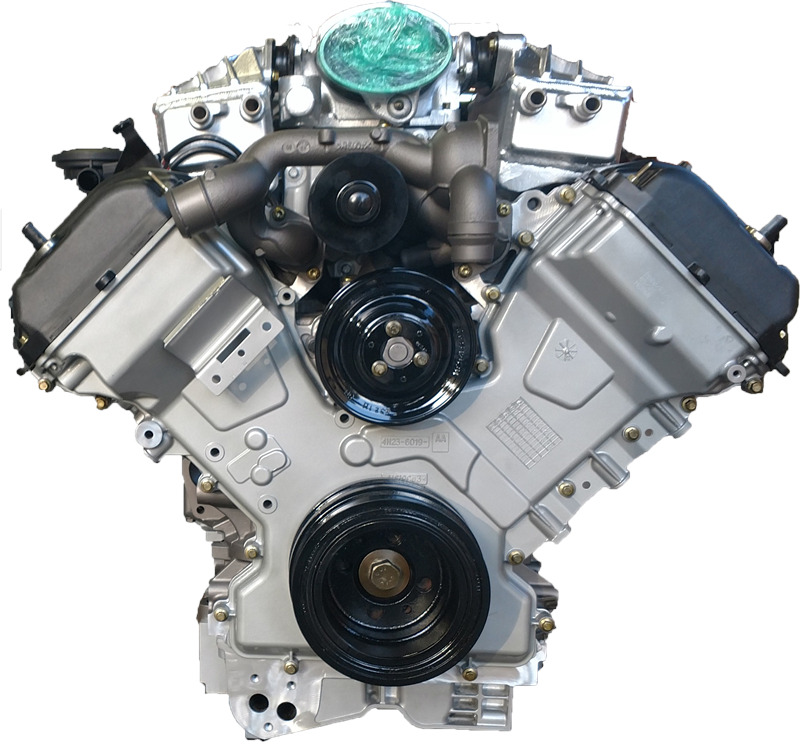 2007-2009 Range Rover Engine 4.2L V8 Supercharged