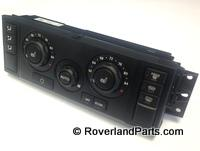 2010 2013 range rover temperature control panel sport. Black Bedroom Furniture Sets. Home Design Ideas