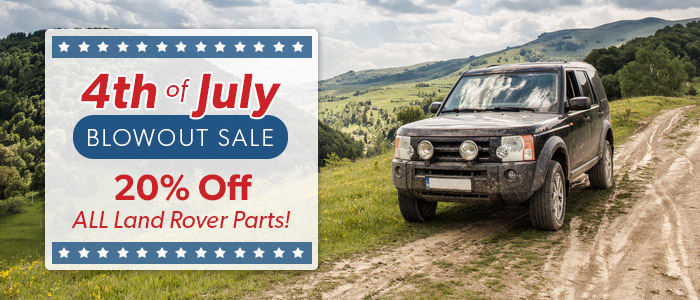 4th of July Blowout Sale!