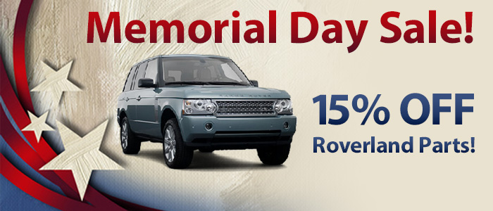 Get 15% Off during our Memorial Day sale!