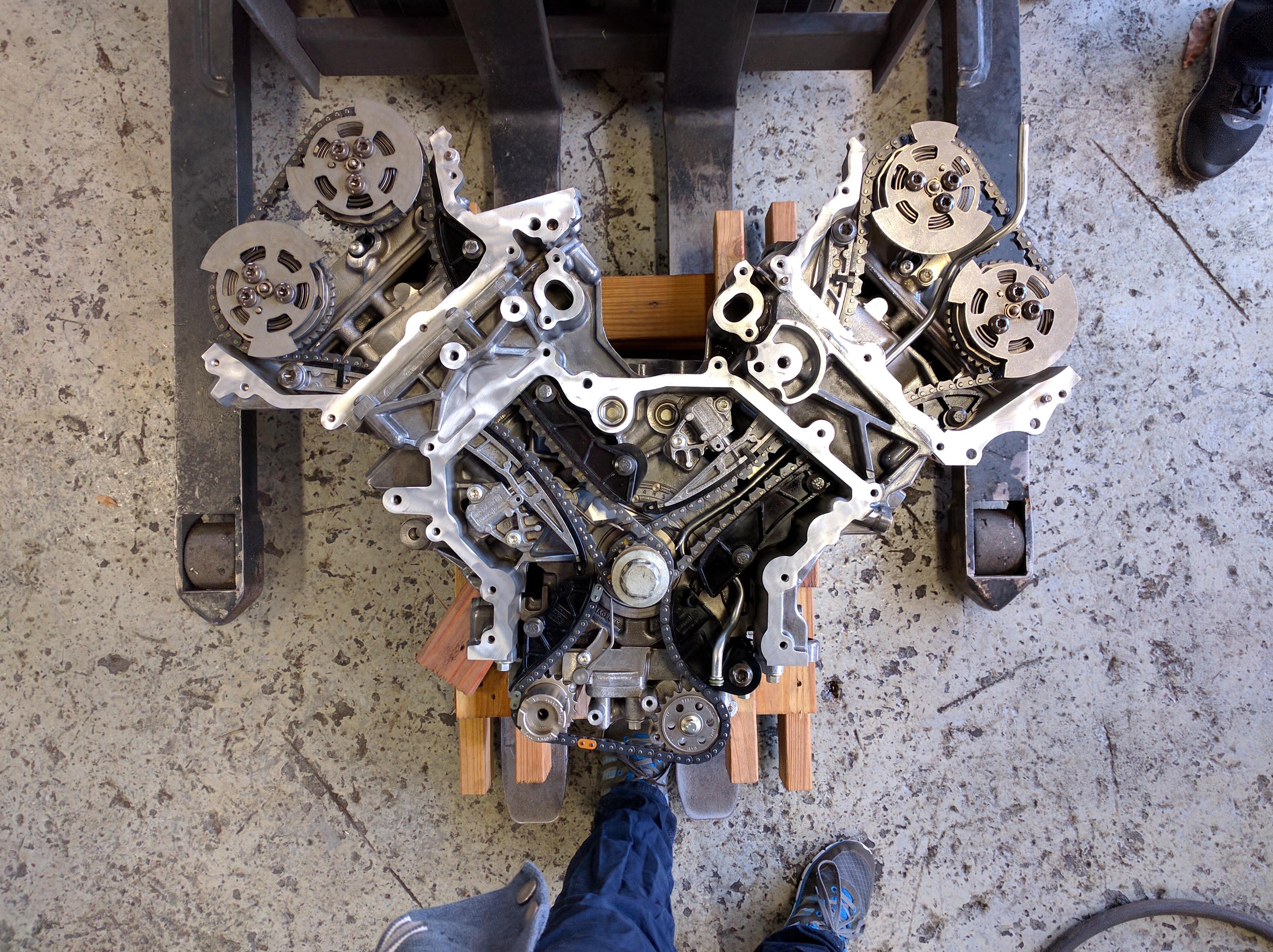 range rover engine  gallery