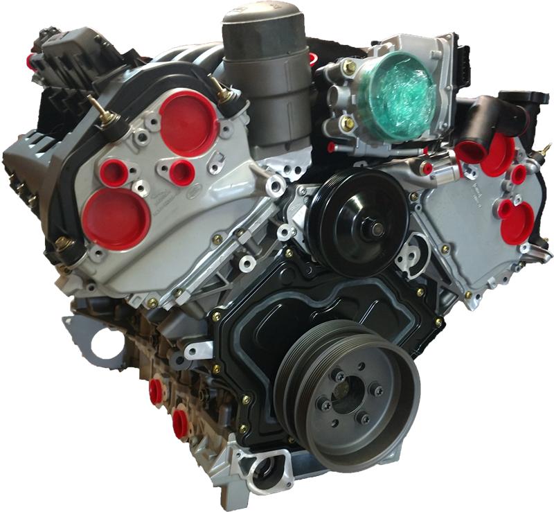 2014-2016 LR4 5.0L Engine V8