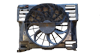 Range Rover A/C Condensor Cooling Fans w/ Motors